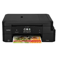 Brother MFC-J985DW XL Work Smart All-in-One Printer with 12 INKvestment Cartridges