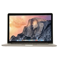 "Apple MacBook Pro FGXA2LL/A 15.4"" Laptop Computer Factory Refurbished - Silver"