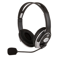 Vivitar Stereo Headset w/ Flexible Microphone