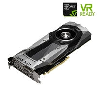 ASUS GeForce GTX 1070 Founder's Edition 8GB GDDR5 PCIe Video Card