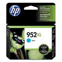 HP 952XL Cyan Ink Cartridge