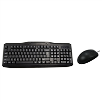 Inland USB Keyboard & Mouse Combo