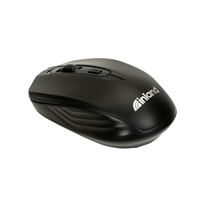 Inland 2.4 GHz Wireless Optical Mouse - Black