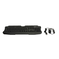 Inland iC301 Mouse and Keyboard Gaming Combo
