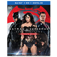 Warner Batman vs Superman Blu-Ray