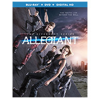 Summit Allegiant Blu-Ray