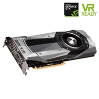Zotac GeForce GTX 1070 Founder's Edition 8GB GDDR5 PCIe Video Card