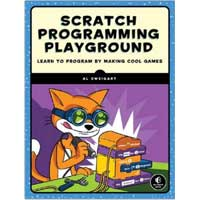 No Starch Press SCRATCH PROG PLAYGROUND
