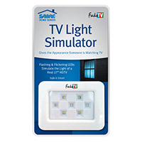 Sabre Security TV Light Simulator