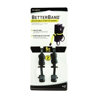 """Nite Ize 5"""" Better Bands Cable Organizer 2-pack"""