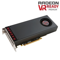 MSI Radeon RX 480 8GB GDDR5 PCIe Video Card