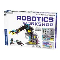 Thames And Kosmos Robotics Workshop Kit