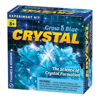 Thames And Kosmos Grow A Blue Crystal Kit