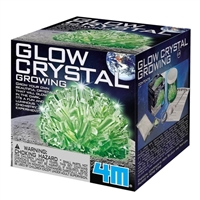 Toysmith Glow Crystal Growing Kit