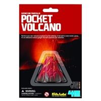 Toysmith KidzLabs Pocket Volcano Kit