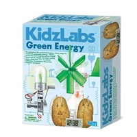 Toysmith KidzLabs Green Energy Kit