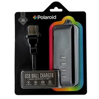 Polaroid PPC5040 4-Port Wall Charger
