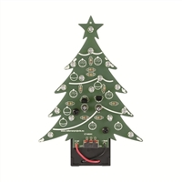 Velleman Christmas Tree Kit - Blue LED with On/Off Switch
