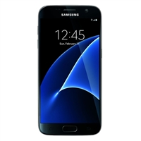 Samsung Galaxy S7, 32GB Storage, Black Onyx, Unlocked Smartphone