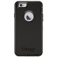 OtterBox Defender Case for iPhone 6/6S - Black