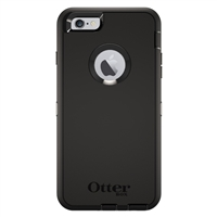 OtterBox Defender Case for iPhone 6/6S Plus - Black