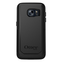 Otter Products Commuter Case for Galaxy S7 - Black