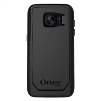 Otter Products Commuter Case for Galaxy S7 Edge - Black