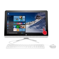 "HP 24-g020 23.8"" Touch Screen All-in-One Desktop Computer"