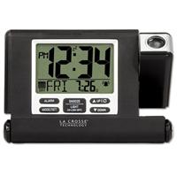 La Crosse Technology Travel Projection Alarm Clock