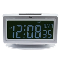 La Crosse Technology Color Changing LCD Alarm Clock