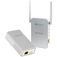 NetGear PowerLINE 1000 + WiFi Network Adapter