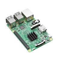 Adafruit Industries Aluminum Heat Sink for Raspberry Pi 3 - 14 x 14 x 8mm