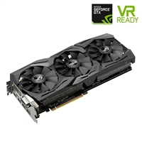 ASUS GeForce Strix GTX 1070 8GB GDDR5 PCIe Video Card w/ Aura RGB Lighting