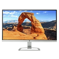 "HP 25"" IPS LED Backlit Monitor"