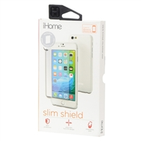 iHome Slim Shield 360 Degree Case for iPhone 6 - Clear