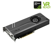ASUS GeForce GTX 1080 Turbo 8GB GDDR5X PCIe Video Card w/ External Exhaust Fan