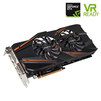 Gigabyte GeForce GTX 1070 Overclocked 8GB GDDR5 PCIe Video Card w/ WindForce Cooling