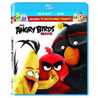 Columbia Tristar Angry Birds 2016 Blu-Ray