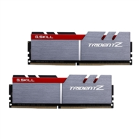 G.Skill Trident Z 32GB 2 x 16GB DDR4-3400 PC4-27200 CL16 Dual Channel Desktop Memory Kit