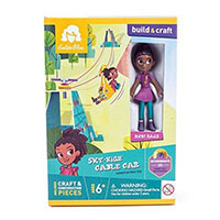 GoldieBlox Ruby's Sky-High Cable Car
