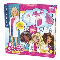 Thames & Kosmos Barbie STEM Kit - Barbie