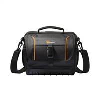 LowePro Adventura SH 160 II Camera Bag - Black