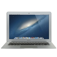 "Apple MacBook Air MD231LL/A 13.3"" Laptop Computer Pre-Owned - Silver"