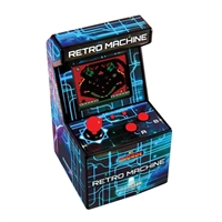 Dreamgear My Arcade Retro Machine Gaming System with 200 Games