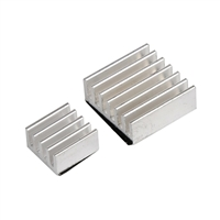 MCM Electronics Heat Sink Kit for Raspberry Pi - 2 Pack