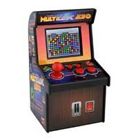 SoundLogic XT XT Multicade 230 Miniature Retro Arcade Video Game Machine