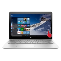 "HP Envy 15-as020nr 15.6"" Laptop Computer - Natural Silver"