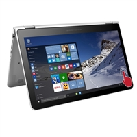 """HP Envy 15-w110nr x360 15.6"""" Convertible 2-in-1 Laptop Computer - Natural Silver"""