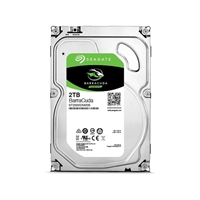 Seagate Barracuda 2TB SATA III 7,200 RPM Internal HDD - OEM