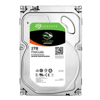 Seagate FireCuda 2TB 7,200 RPM Gaming HDD